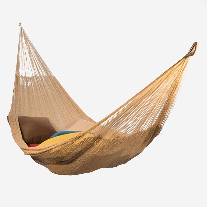 maya hamac mexicain filet coton interm diaire la maison du hamac. Black Bedroom Furniture Sets. Home Design Ideas